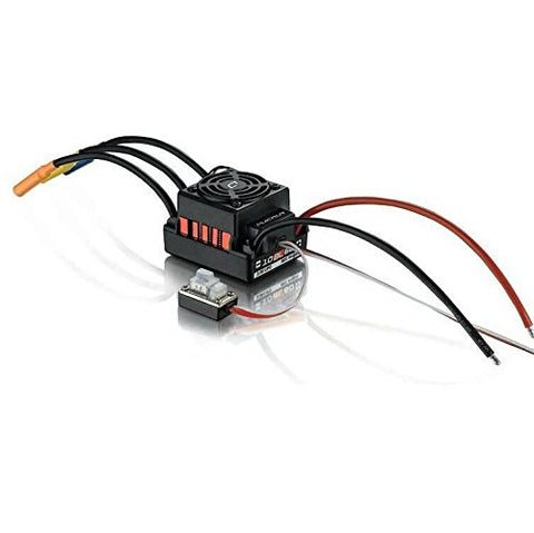 Hobbywing QuicRun 10BL60 Waterproof ESC, 30107100