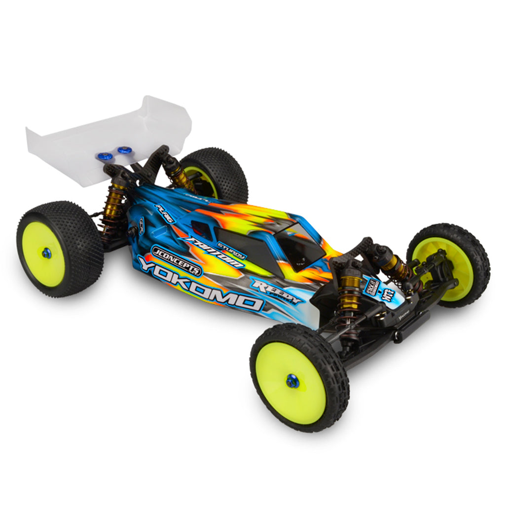 JCO0320 0320 S2 Yokomo YZ-2 Body, Aero Wing, Clear