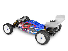 Jconcepts 0321 F2 YZ-2 Buggy Body & Aero Wing, Clear