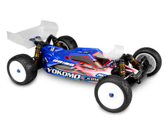 JCO0321 0321 F2 YZ-2 Buggy Body & Aero Wing, Clear
