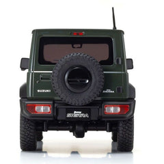 Kyosho Mini-Z 4X4 Suzuki Jimny Sierra, Jungle Green, 32523GR
