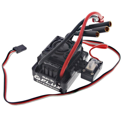 HPI Racing 1/12 Mini Savage XS Flux EMH-3S Flux Brushless Waterproof ESC