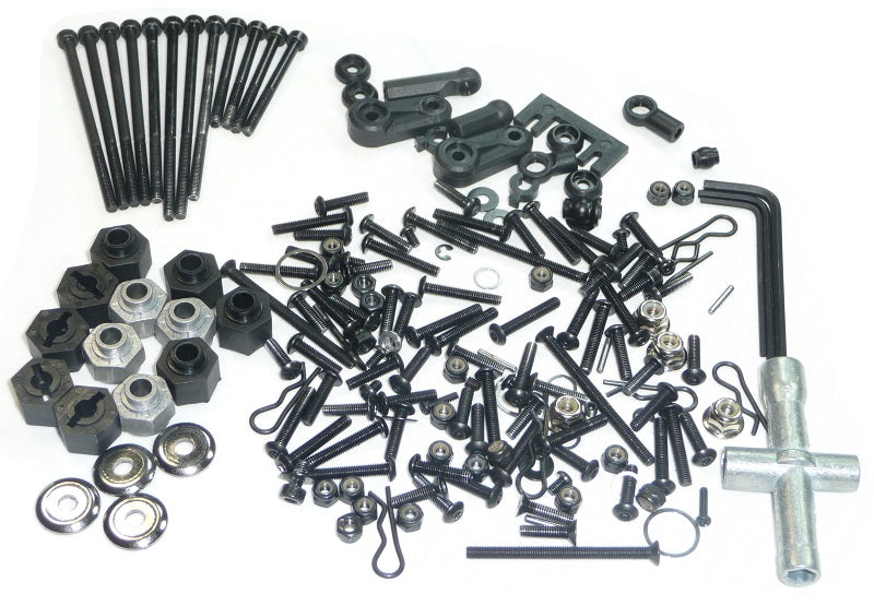 mFlux Screws 106571 Screws & Tool Kit