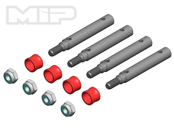 MIP18260 18260 Wide Track Kit, 4mm Offset, Traxxas