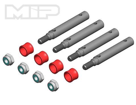 MIP Wide Track Kit, 4mm Offset, Traxxas, 18260