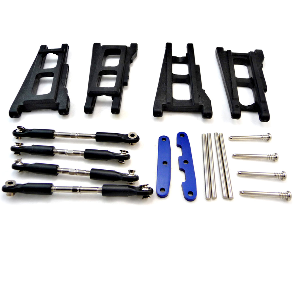 Platinum Arms 3655X Suspension Arms, Tie Rods & Hinge Pins