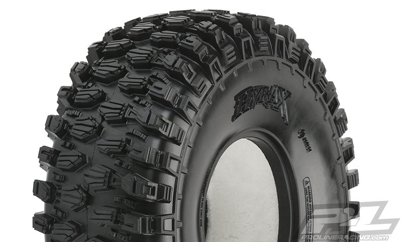 "PRO10132-14 10132-14 Tires, 2.2"" G8, Rock Terrain Truck, Black"