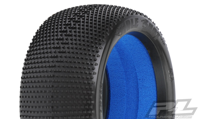 "PRO9033-203 9033-203 Tires, 1/8 4.0"" VTR S3, Front or Rear, Truck"