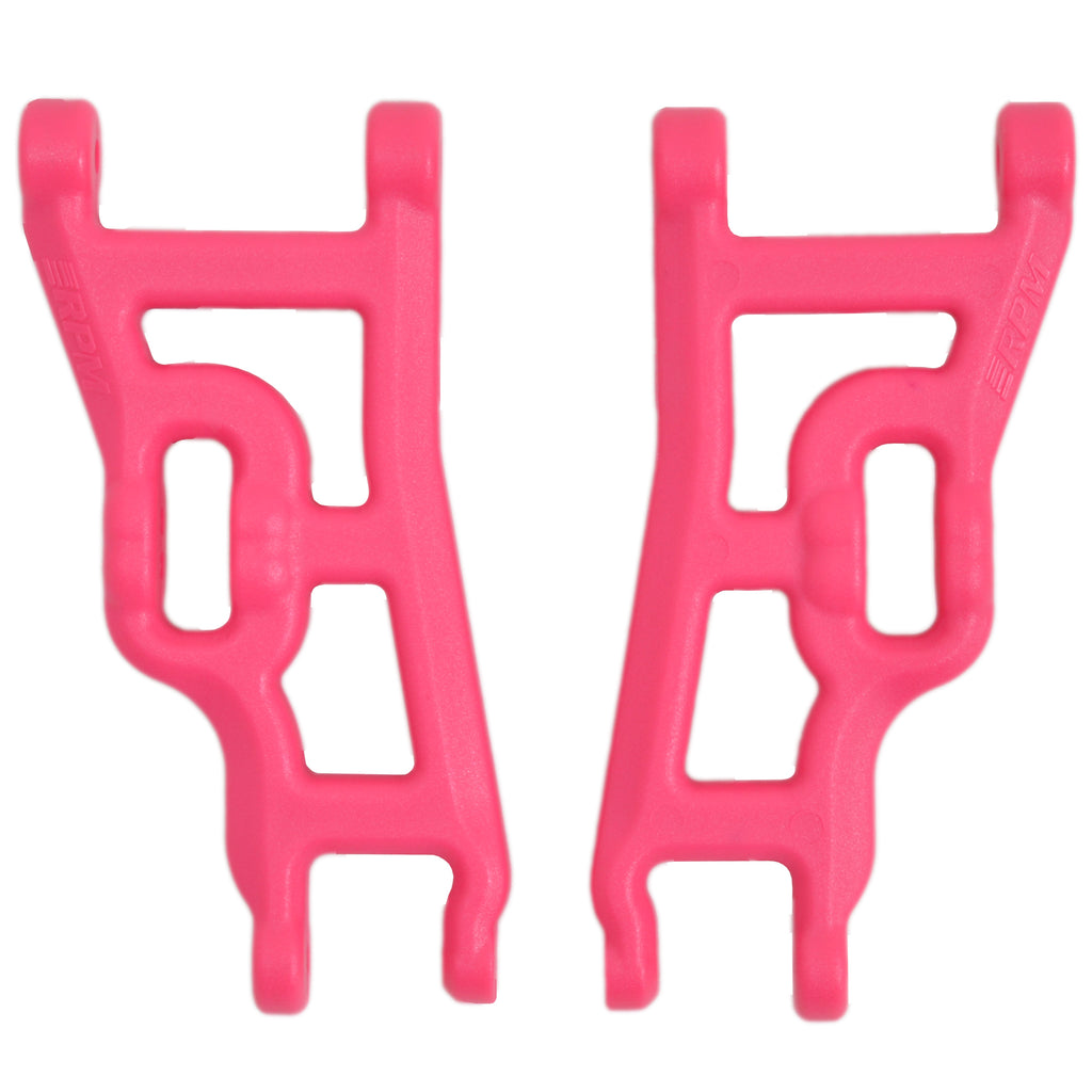 RPM80247 80247 A-Arms, Front, Traxxas Models, RPM, Pink