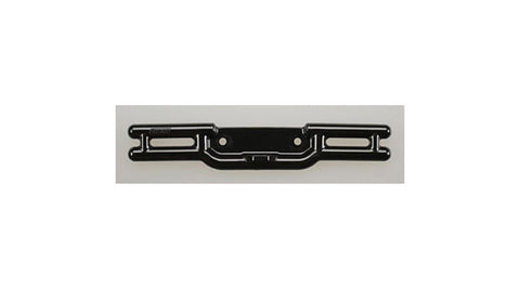 RPM Rear Tubular Bumper - Black, 80482