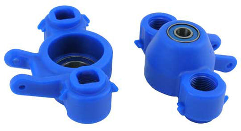 RPM 2 Axle Carriers/Oversized Bearings - Blue, 80585