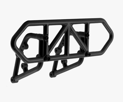 RPM Black Rear Bumper - Slash 2WD, 81002