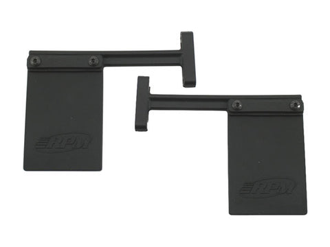RPM Mud Flaps - Black, 81012