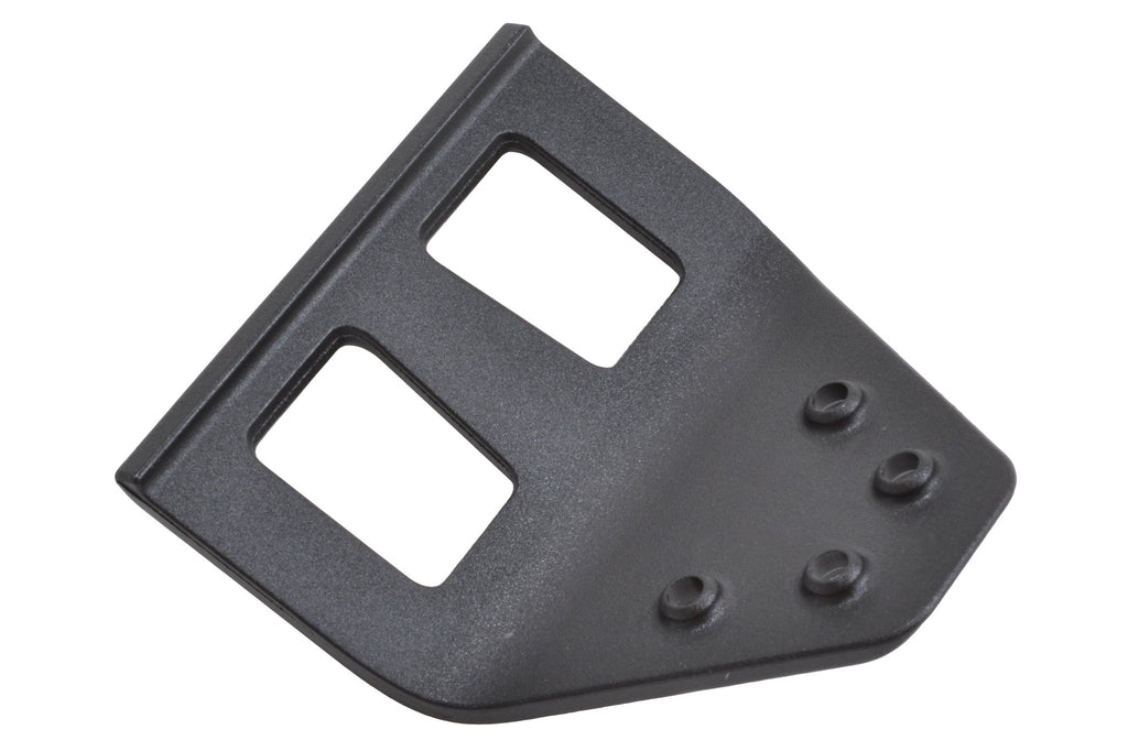 RPM81082 81082 Bumper, Rear, SKid Plate, B6, B6D, Black