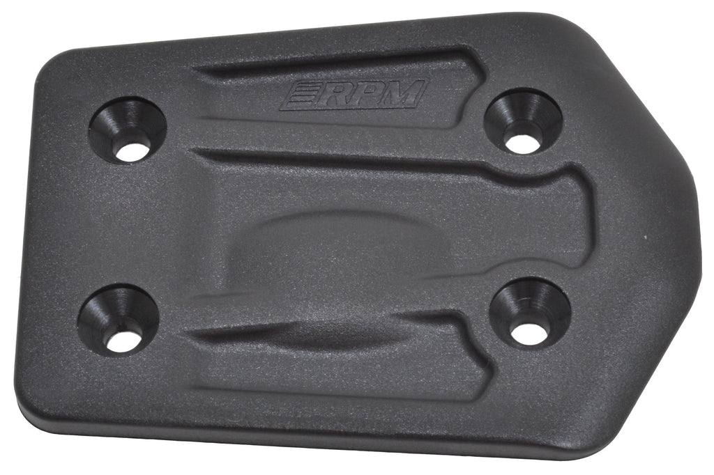RPM81442 81442 Skid Plate, Rear, ARRMA, RPM, Black