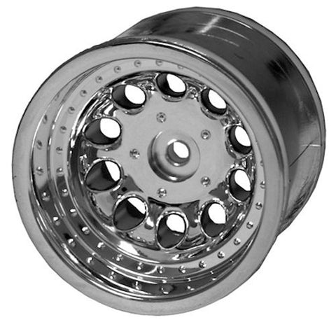 "RPM Revolver 2.2"" Wheels - Chrome, 82053"
