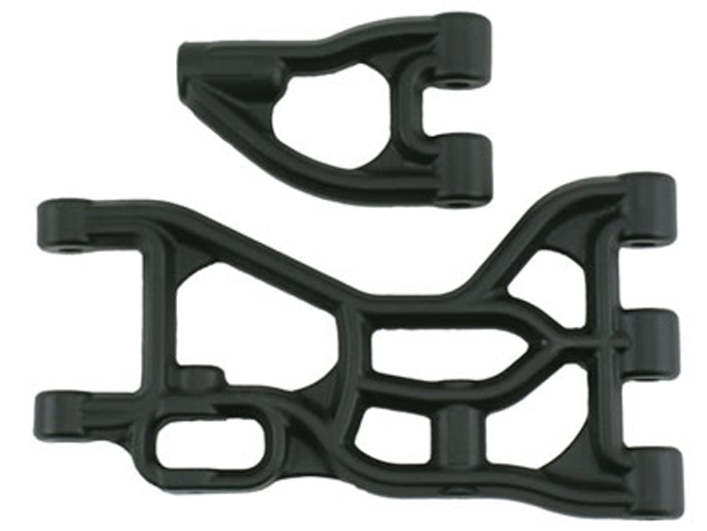 RPM82252 82252 Rear Upper/Lower A-Arms - Black