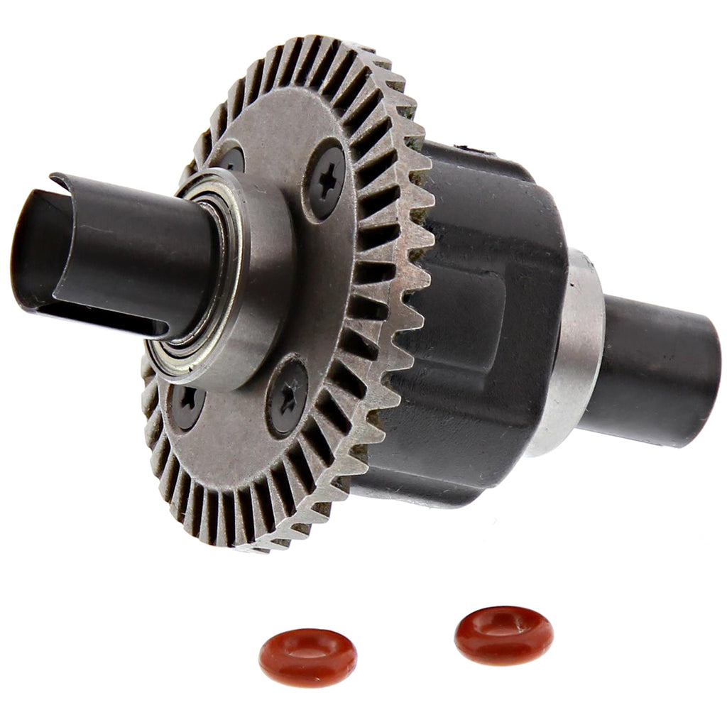 RS4s Differential 114343 Complete Front or Rear Differential with 40T Bevel Gear