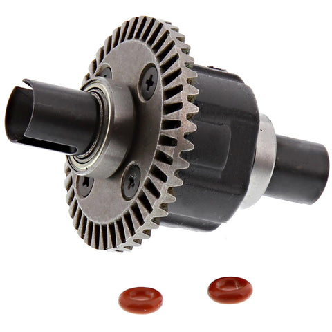 HPI Racing 1/10 RS4 Sport 3 & Drift Complete Front or Rear Differential with 40T Bevel Gear