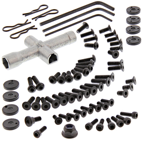 HPI Racing 1/10 RS4 Sport 3 & Drift 70+ Piece Screw & Tool Kit