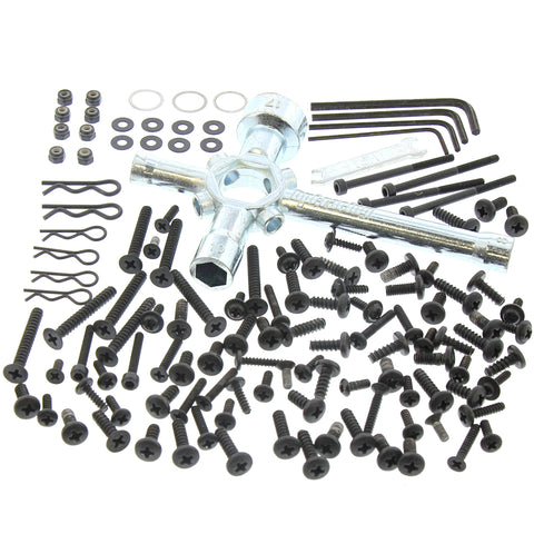 HPI Racing 1/8 Savage X 4.6 Tool & Screw Kit
