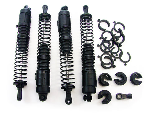 HPI Racing 1/8 Savage X 4.6 Front & Rear Shocks