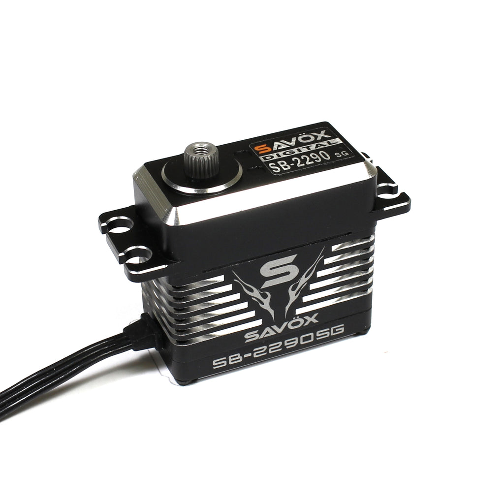 SAVSB2290SG SB2290SG Monster Torque Brushless 7.4v Servo, Black Edition