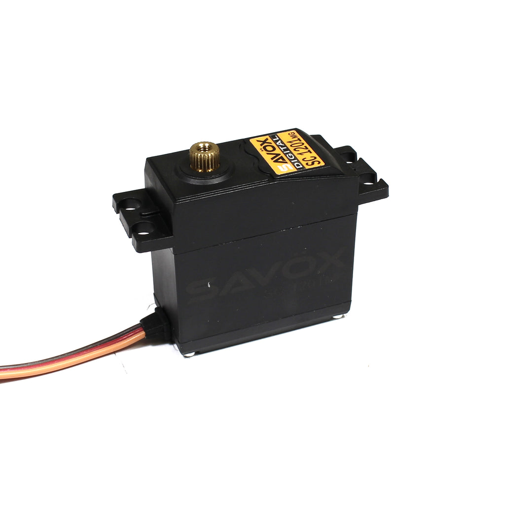 SAVSC1201MG SC1201MG Servo, High Torque, Coreless, Standard Digital