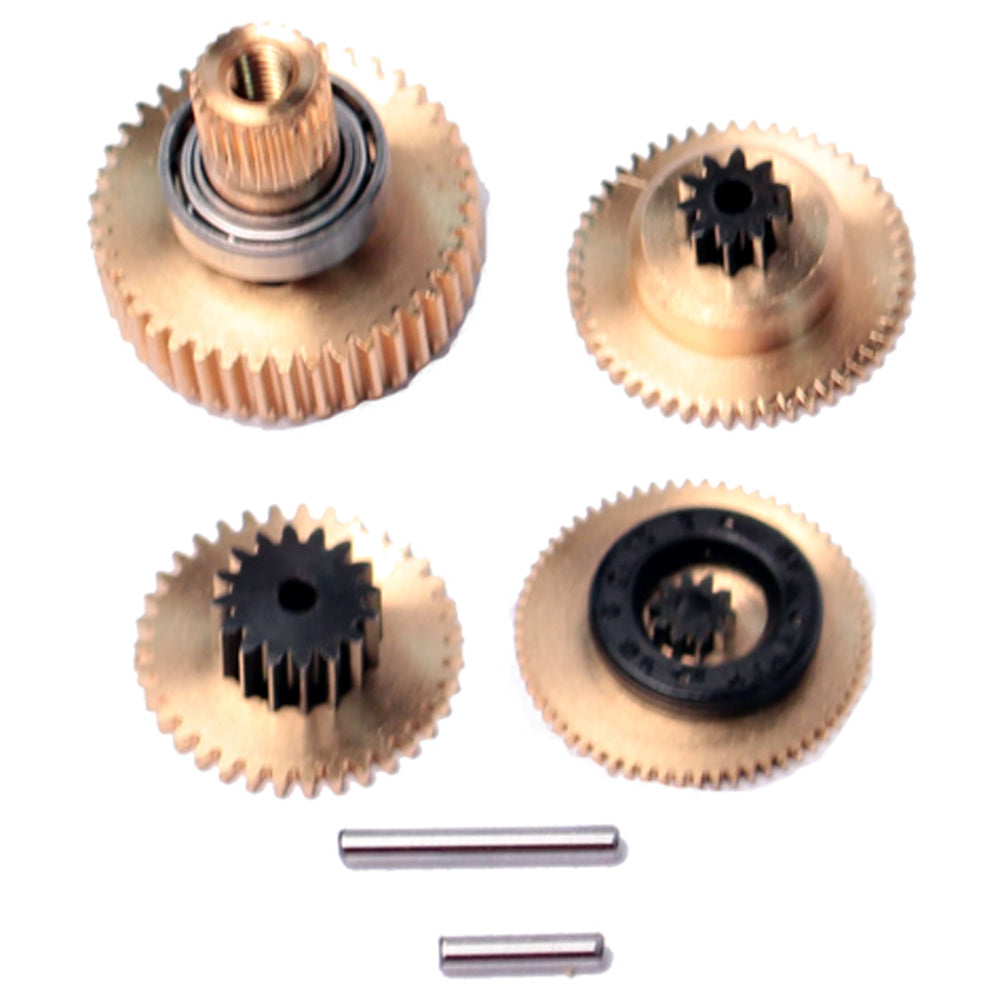 SAVSGSW0231MG SAV-SG-SW0231MG Metal Servo Gear Set & Bearings