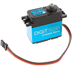 Savox Waterproof Coreless 6.0V Digital Servo .10/208., SW-1211SG