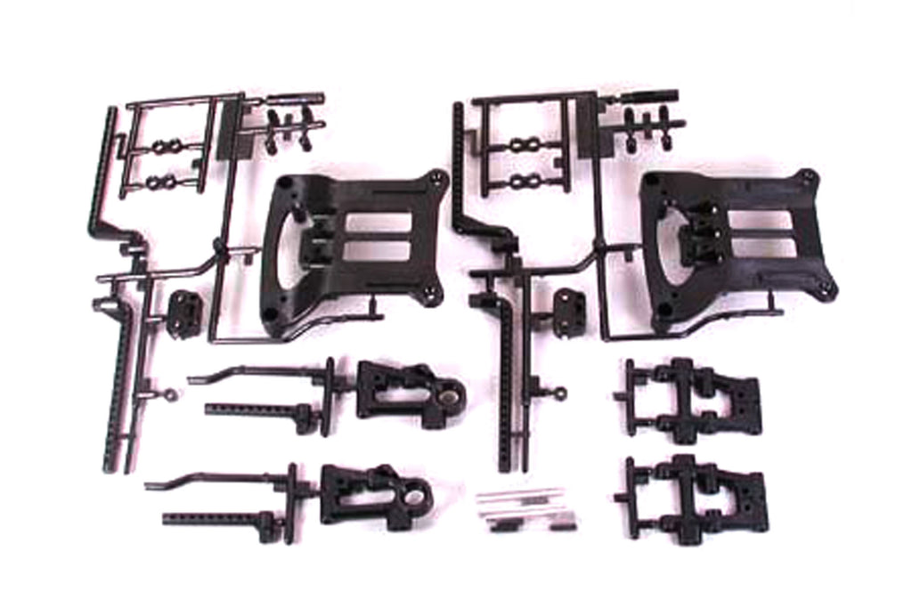 TAM51217 51217 B Parts, Suspension Arm Set, TT01D