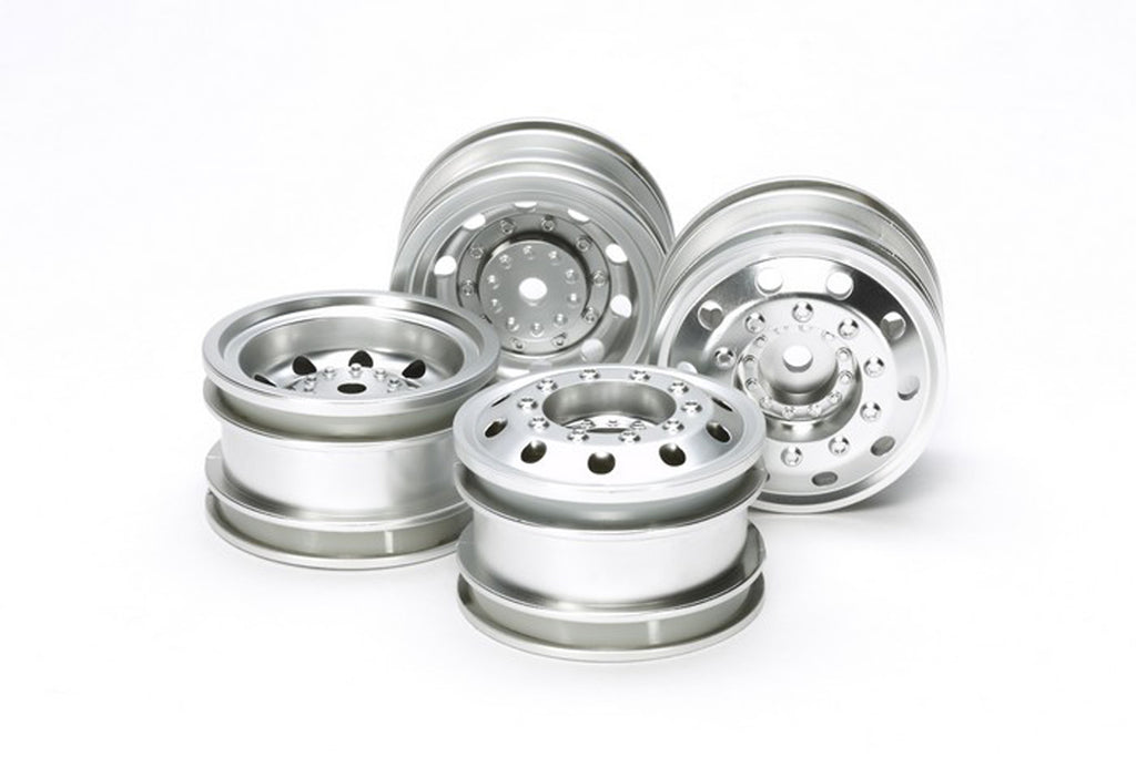 TAM51588 51588 On-Road Racing Truck Wheels, Front/Rear