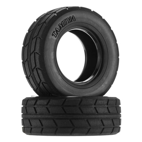 Tamiya RC On Road Racing Truck Tires, 51589