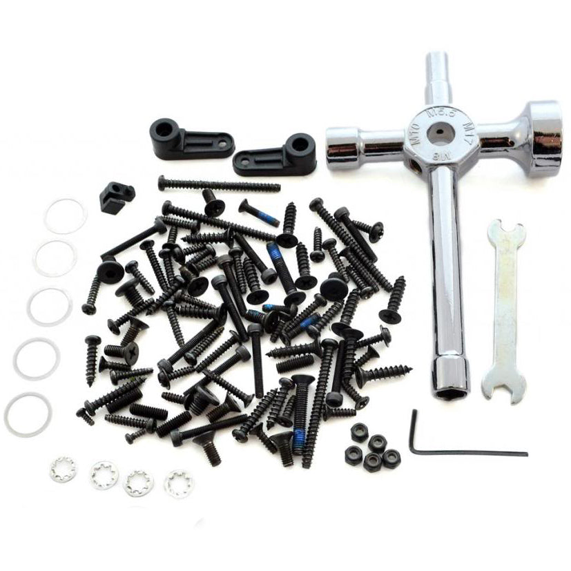 tBuggy Screws 107016 75+ Piece Screw & Tool Kit