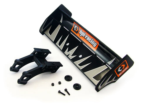 HPI Racing 1/8 Trophy Buggy Flux Wing & Mount