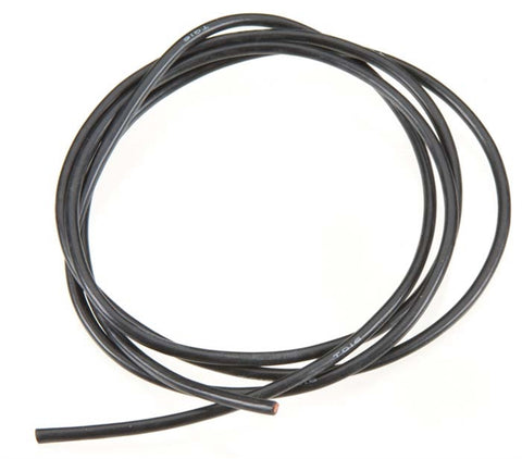 Tq Wire Products 16 Gauge Super Flexible Wire, 3', Black, 1631