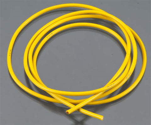 Tq Wire Products 16 Gauge Super Flexible Wire, 3', Yellow, 1636