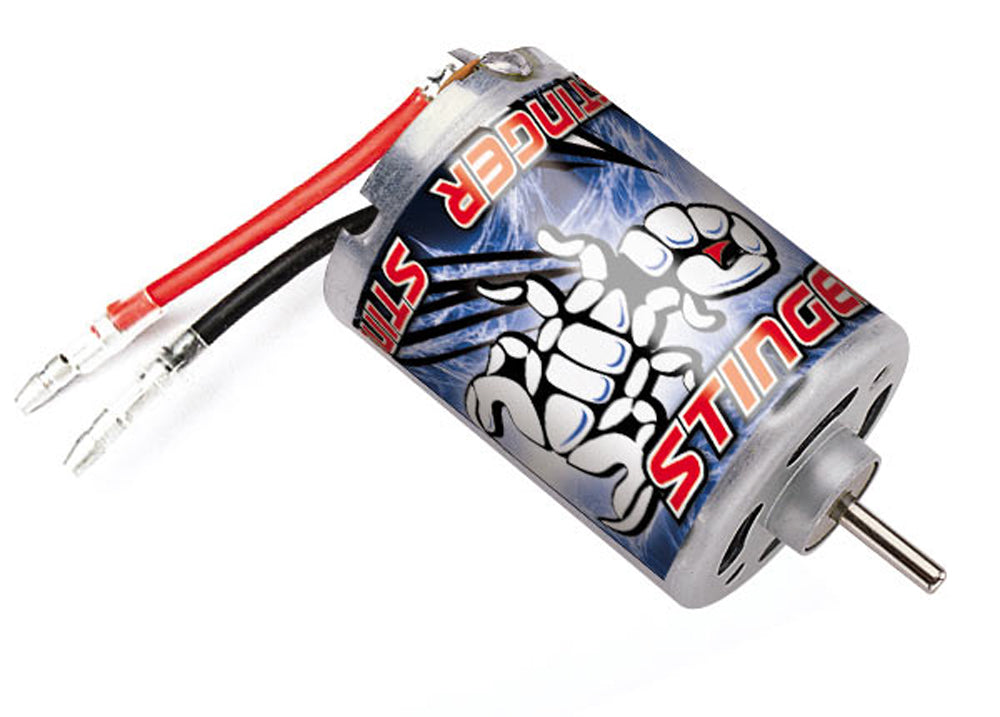 TRA1275 1275 Stinger 20T Brushed 540 Motor