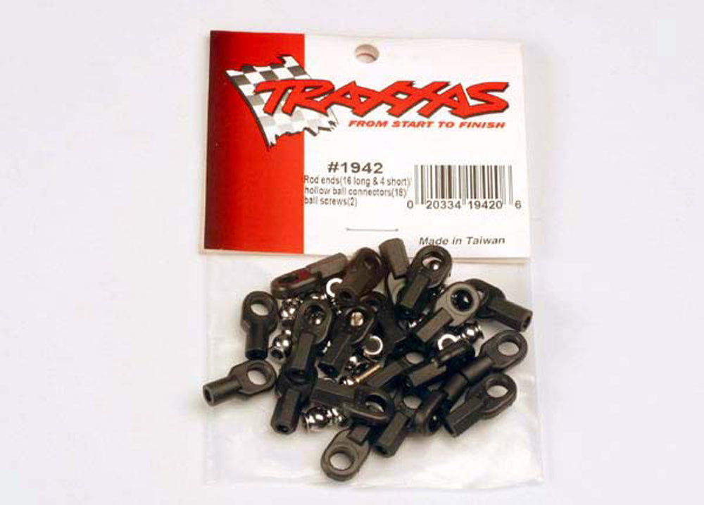 TRA1942 1942 Rod Ends & Hollow Ball Connectors