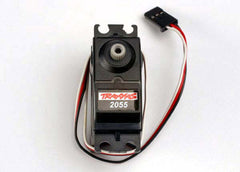 Traxxas 1/10 Nitro Slash 2055 High Torque Steering Servo, Turnbuckle & Saver