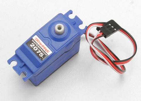 Traxxas Waterproof Digital High Torque Servo, 2075
