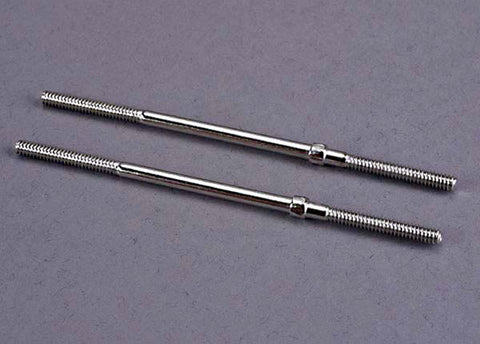 Traxxas Two 82mm Turnbuckles, 2337