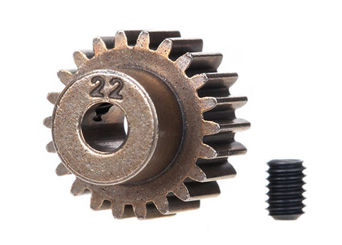 Traxxas 22T 48-Pitch Pinion Gear, 2422