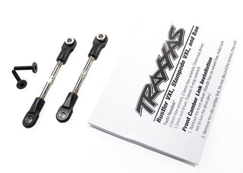 Traxxas 47mm Camber Link Turnbuckles, 2444