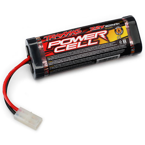 Traxxas Power Cell NiMH Stick Battery - 1800mAh 7.2V, 2919