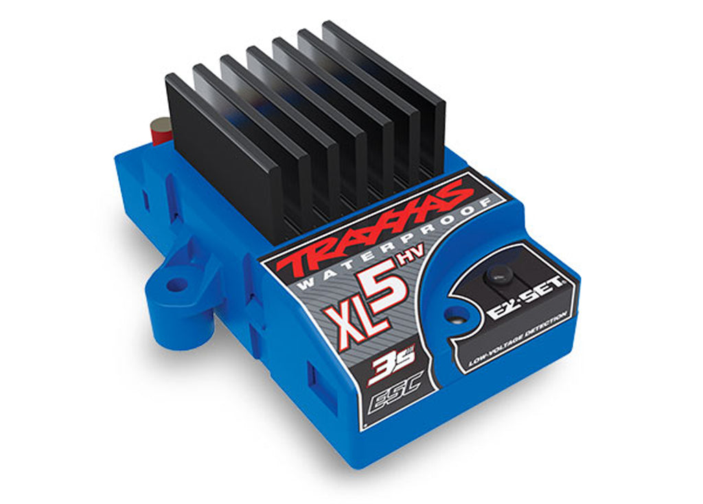 TRA3025 3025 XL-5HV 3s Waterproof ESC
