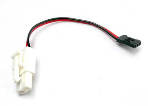 Traxxas TRX Power Charger Plug Adapter, 3029