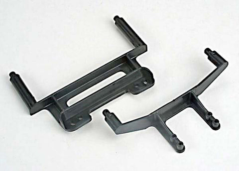 Traxxas Front & Rear Body Mounts, 3614