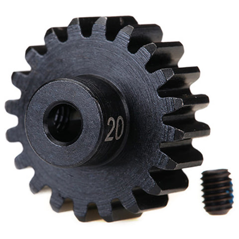 Traxxas 20T 32P Heavy Duty Pinion Gear, 3950X