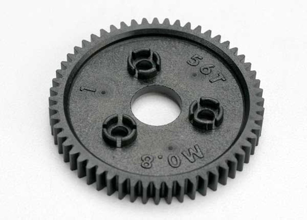 TRA3957 3957 Spur Gear - 0.8P 56T